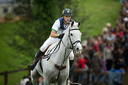 Stuart Tinney, (AUS), Pluto Mio - Eventing Cross Country test - Alltech FEI World Equestrian Games™ 2014 - Normandy, France.<br /> © Hippo Foto Team - Dirk Caremans<br /> 31/08/14