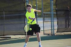 Men's Tennis vs Westminster College
