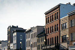 A view of the Georgetown area of Washington DC in the United States. From a series of travel photos in the United States. Photo date: Thursday, March 29, 2018. Photo credit should read: Richard Gray/EMPICS
