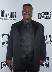 Guest at Death Of A Nation Los Angeles Premiere held at Regal L.A. Live: A Barco Innovation Center on July 31, 2018 in Los Angeles, California, United States (Photo by Jc Olivera for Jade Umbrella)