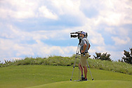 """15 AUG 30 """"A""""  camera Kurt Miller captures the action during Sundays delayed Third Round of The Yokohama Tire LPGA Classic at The RTJ Golf Trail in Prattville, Alabama.(photo credit : kenneth e. dennis/kendennisphoto.com)"""