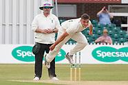 Leicestershire County Cricket Club v Durham County Cricket Club 090719
