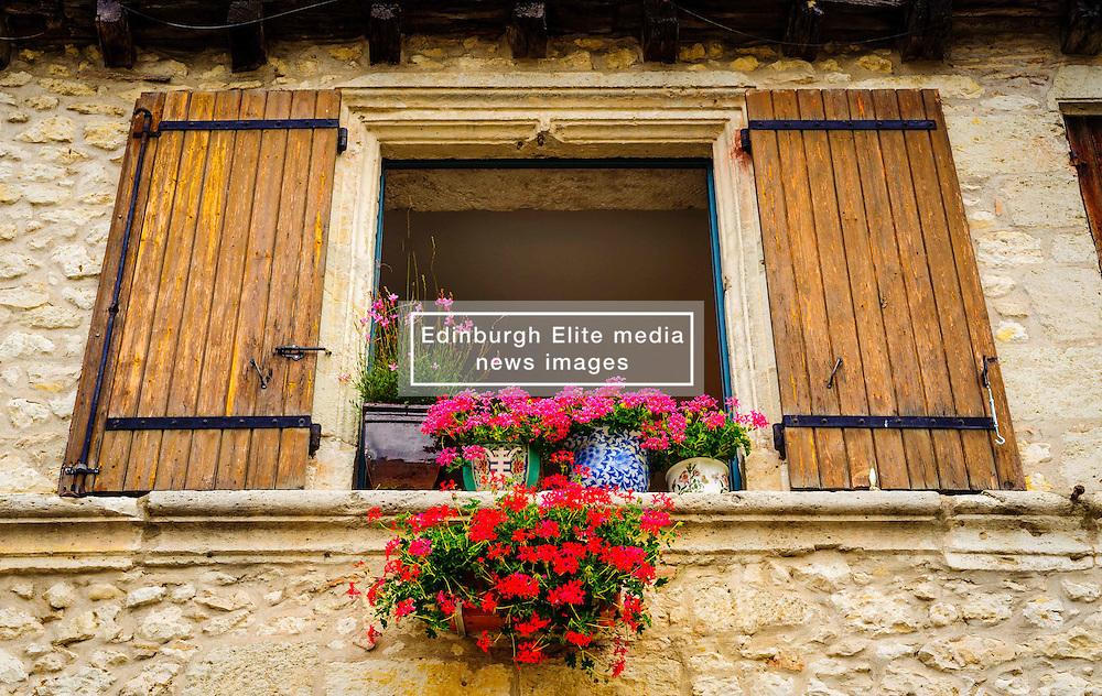 Flowers in Eymet, France<br /> <br /> (c) Andrew Wilson   Edinburgh Elite media