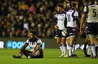 Rugby Union - 2017 Autumn Internationals - Scotland vs. New Zealand<br /> <br /> Darryl Marfo of Scotland at Murrayfield.<br /> <br /> COLORSPORT/LYNNE CAMERON