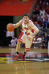 03 January 2009: Alex Rubin. The Illinois State University Redbirds extended their record to 14-0 with a 86-64 win over the Creighton Bluejays on Doug Collins Court inside Redbird Arena on the campus of Illinois State University in Normal Illinois