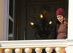 Charlotte Casiraghi attending the Monaco National Day Celebrations in the Monaco Palace Courtyard on November 19, 2017 in Monaco, Monaco. Photo by Yuri Krakow/ABACAPRESS.COM