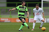 Forest Green Legends Rob Cousins during the Trevor Horsley Memorial Match held at the New Lawn, Forest Green, United Kingdom on 19 May 2019.