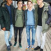 NLD/Amsterdam/20150907 - BN'ers collecteren voor het KWF, B-Brave