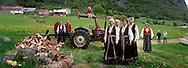 family Kjoesnes.26 may 2008