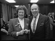 "Irish Laureate Women Of Europe Award. (T10)..1989..17.11.1989..11.17.1989..17th November 1989..Speculation regarding the Irish Laureate for the 1989 Women of Europe Award ended today when the Minister for Education, Ms Mary O'Rourke TD, announced that the Irish Laureate for this year is Grainne Kenny. Founder member of EURAD (Europe Against Drugs), and well known for her work as ""The drugs lady"" in Ireland, Grainne Kenny has been involved in the fight against drugs since 1980. She helped form CAD, Community Action and Drugs and later EURAD. EURAD is has the active co-operation of both the European Commission and Parliament."