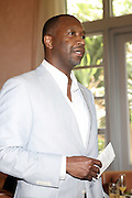 24 June 2010- Miami Beach, Florida- Jeff Friday at the The 2010 American Black Film Festival Founder's Brunch held at Emeril's on June 24, 2010. Photo Credit: Terrence Jennings/Sipa