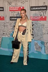 Jessica Alexander at the Fabulous Fund Fair in aid of Natalia Vodianova's Naked Heart Foundation in association with Luisaviaroma held at The Round House, Camden, London England. 18 February 2019.