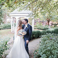 Michelle & Sean's Wedding at Carlyle House