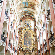 Lavish Cathedral in Prague