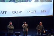 Branches movie world premier