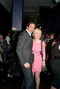 JEFF GOLDBLUM; SALLY GREENE, The Old Vic at the Vaudeville Theatre ' The Prisoner of Second Avenue'  press night. After-party at Jewel. 13 July 2010. -DO NOT ARCHIVE-© Copyright Photograph by Dafydd Jones. 248 Clapham Rd. London SW9 0PZ. Tel 0207 820 0771. www.dafjones.com.