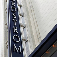 North America, USA, washington. The original Nordstrom Department Store, Seattle