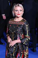 Lucy Fallon, Mary Poppins Returns European Premiere, Royal Albert Hall, Kensington Gore, London, UK, 12 December 2018, Photo by Richard Goldschmidt