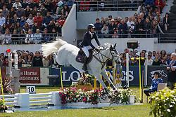 Fernandez Saro Manuel, (ESP), Eliot DWS <br /> Grand Prix Longines<br /> Longines Jumping International de La Baule 2015<br /> © Hippo Foto - Dirk Caremans<br /> 17/05/15
