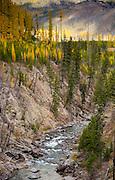 Upper BlackFoot River, Montana.