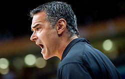 Dikr Bauermann, head coach of Germany during basketball game between National basketball teams of Germany and Turkey at FIBA Europe Eurobasket Lithuania 2011, on September 9, 2011, in Siemens Arena,  Vilnius, Lithuania.  (Photo by Vid Ponikvar / Sportida)