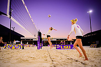 Beach Volleyball Houston Baptist<br /> Photo by: Andrew Wevers