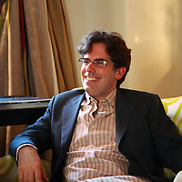 Jonathan Lethem<br /> <br /> copyright Steve Bisgrove/Writer Pictures<br /> contact +44 (0)20 822 41564<br /> info@writerpictures.com<br /> www.writerpictures.com