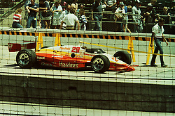 Indianapolis Time Trials, May 1987<br /> #29 - Pancho Carter<br /> <br /> A scan from an old photo or slide from the collection of Alan and Becky Look dated 1987 and 1988.