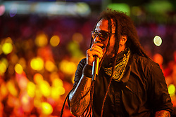 O Rappa se apresenta no Palco Planeta durante a 22ª edição do Planeta Atlântida. O maior festival de música do Sul do Brasil ocorre nos dias 3 e 4 de fevereiro, na SABA, na praia de Atlântida, no Litoral Norte gaúcho.  Foto: Jefferson Bernardes / Agência Preview