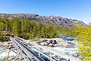 Hellmobotn, Tysfjorden, Norway, Europe