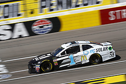 March 2, 2018 - Las Vegas, Nevada, United States of America - March 02, 2018 - Las Vegas, Nevada, USA: Jamie McMurray (1) brings his race car down the front stretch during practice for the Pennzoil 400 at Las Vegas Motor Speedway in Las Vegas, Nevada. (Credit Image: © Chris Owens Asp Inc/ASP via ZUMA Wire)