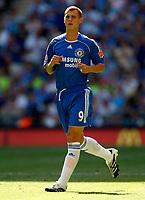 Photo: Richard Lane/Sportsbeat Images.<br />Manchester United v Chelsea. FA Community Shield. 05/08/2007. <br />Chelsea's Steve Sidwell.
