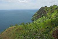 North coast of Manatuto District, Timor-Leste (East Timor).