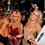 NLD/Amsterdam/20100913 - Verjaardagsfeestje Modemeisjes met een missie, Patricia Paay en dochter Christina Curry, Josh Veldhuizen en Gordon Heuckeroth