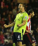 Sunderland v Aston Villa 031112