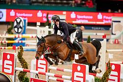 Hassmann Felix, GER, Quiwitino WZ<br /> Leipzig - Partner Pferd 2019<br /> © Hippo Foto - Stefan Lafrentz