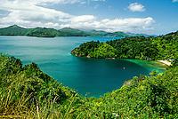 Queen Charlotte Sound (Marlborough), South Island, New Zealand