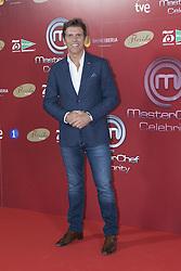 October 18, 2016 - Madrid, Spain - El Cordobes in the Presentation of the TV show Celebrity MasterChef in Madrid on 18 October 2016. (Credit Image: © Oscar Gonzalez/NurPhoto via ZUMA Press)