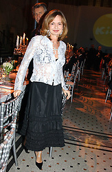 COUNTESS MAYA VON SCHONBURG at The Magic of Winter ball in aid of the charity KIDS held at The Royal Courts of Justice, London on 2nd Ferbruary 2005.<br />