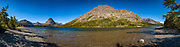 Two Medicine Lake Panorama 3
