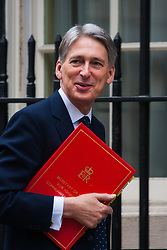 London, March 24th 2015. Members of the Cabinet gather at Downing street for their weekly meeting. PICTURED: Foreign Secretary, Philip Hammond