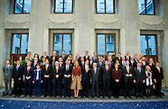 EUROPESE COMMISSIE ONTMOET KONING WILLEM ALEXANDER EN KONINGIN MAXIMA
