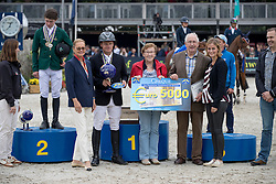 Greve Willem, NED, Garant<br /> FEI World Breeding Jumping Championships for Young horses - Lanaken 2016<br /> © Hippo Foto - Leanjo de Koster<br /> 18/09/16