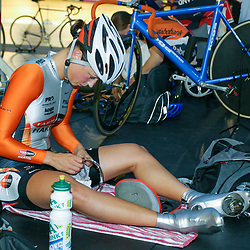 NK Baanwielrennen 2004 Alkmaar <br />Yvonne Hijgenaar
