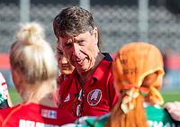 ANTWERP - BELFIUS EUROHOCKEY Championship.  women  England v Belarus (4-3) . coach Herman Kruis (BLR) . WSP/ KOEN SUYK