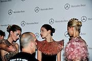 Mercedes-Benz Fashion Week: Backstage