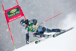 Marcus Sandell (FIN) competes during 1st Run of 10th Men's Giant Slalom race of FIS Alpine Ski World Cup 55th Vitranc Cup 2016, on March 5, 2016 in Kranjska Gora, Slovenia. Photo by Vid Ponikvar / Sportida
