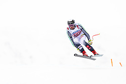 February 9, 2019 - Re, SWEDEN - 190209 Alexander KÅ¡ll of Sweden competes in the downhill during the FIS Alpine World Ski Championships on February 9, 2019 in re  (Credit Image: © Daniel Stiller/Bildbyran via ZUMA Press)
