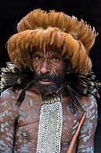 West Papua Dani Tribe