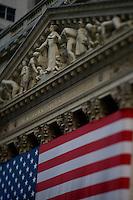 The New York Stock Exchange in New York.